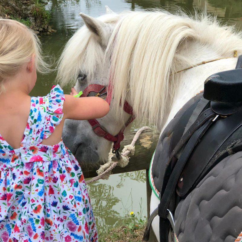 Ponyrijden is hartstikke goed én leuk voor kinderen