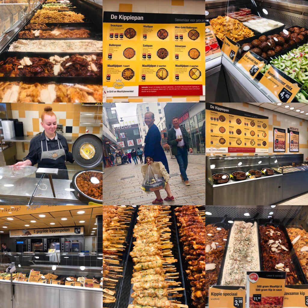 kippiepan, kippie, kip, almere, franchise, feestjes en partijen