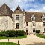 Chateau Bridoire: middeleeuwse spelletjes spelen in de Dordogne