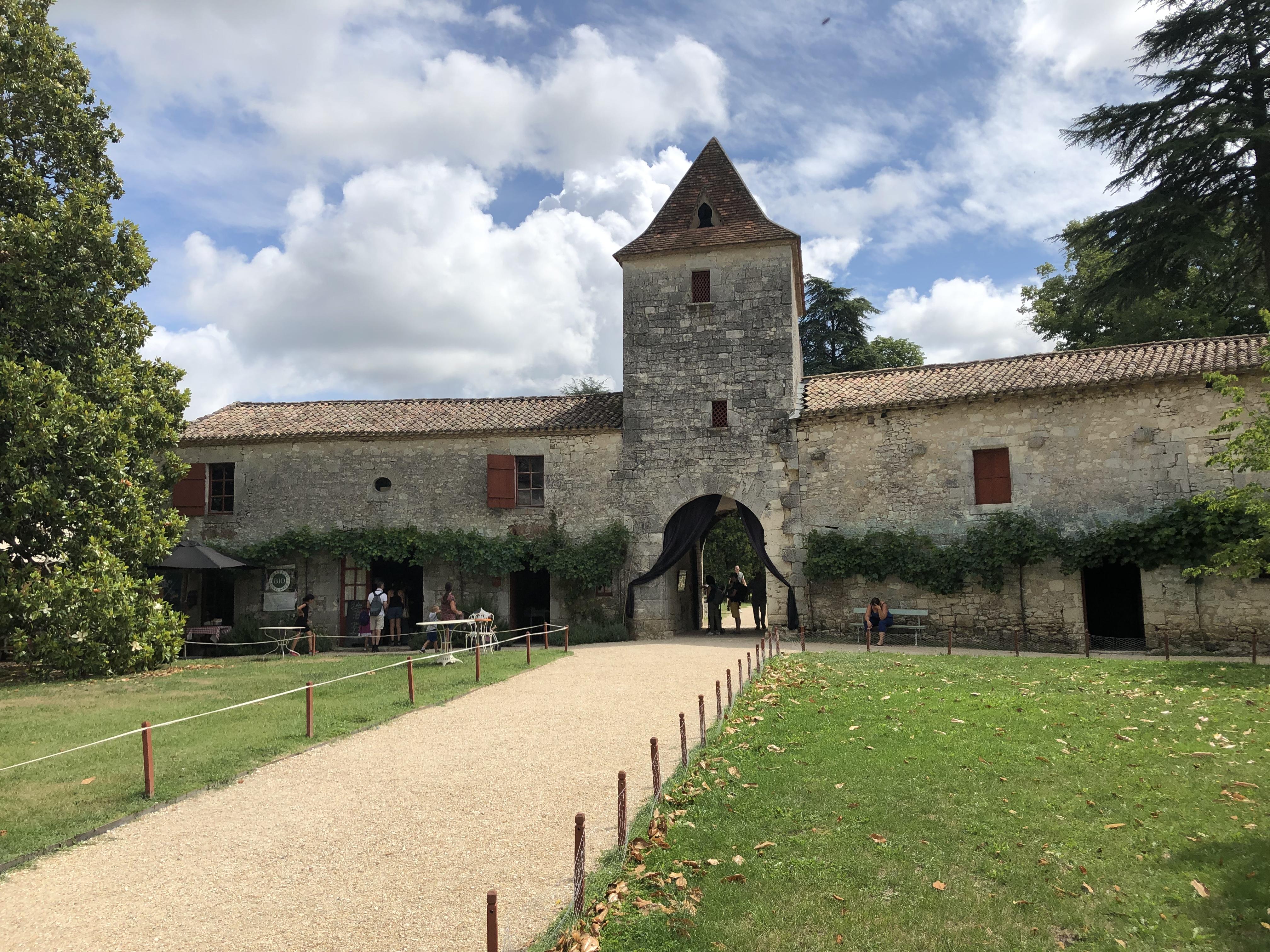 Chateau Bridoire, Dordogne