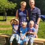 Het gemiddeld aantal kinderen per gezin daalt sterk…
