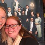 Een bijzondere high tea bij de première van Downton Abbey