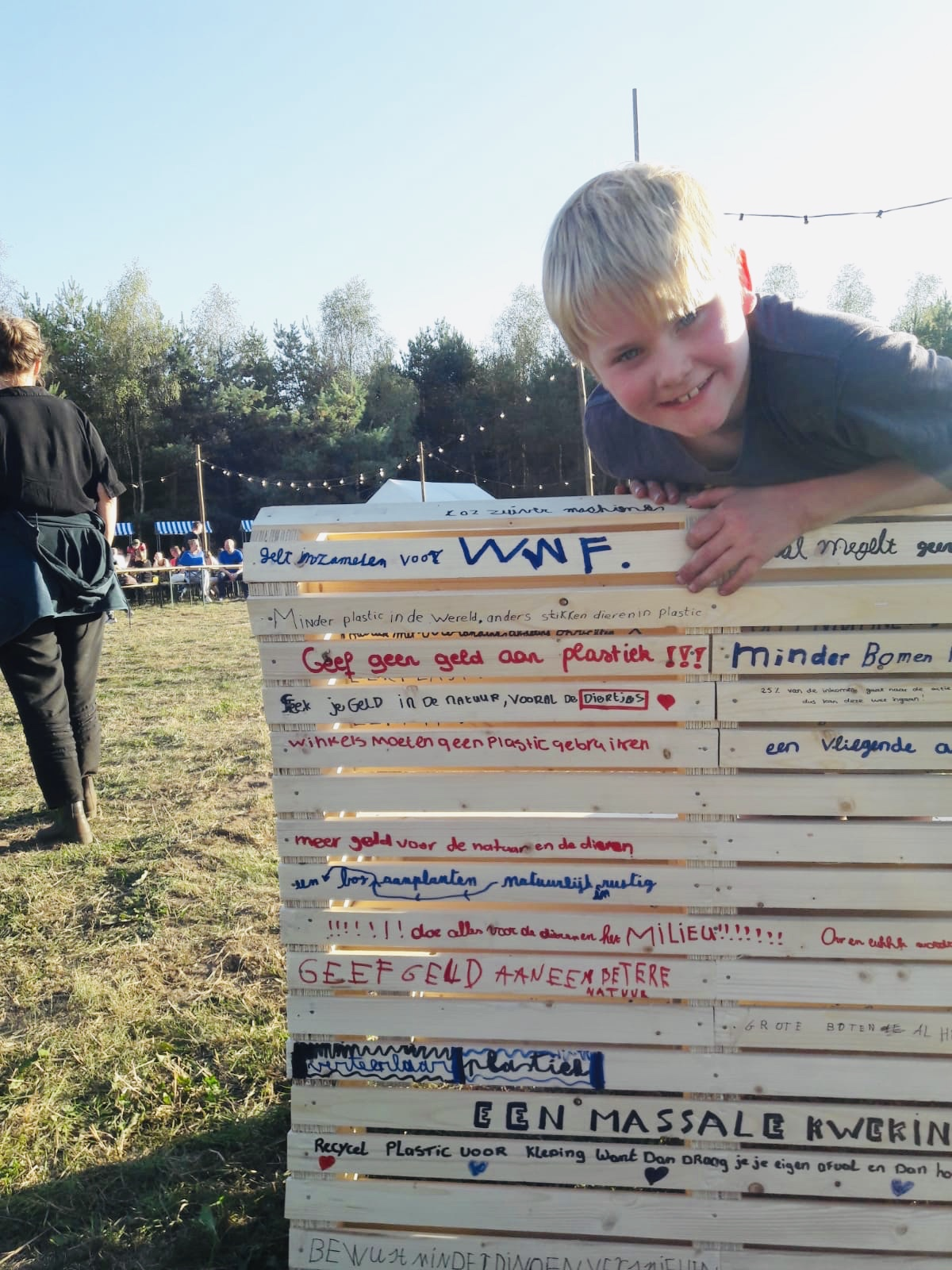 kids climate conference horst aan de maas wnf