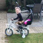 Veilig op de fiets met een kindje voor- en achterop