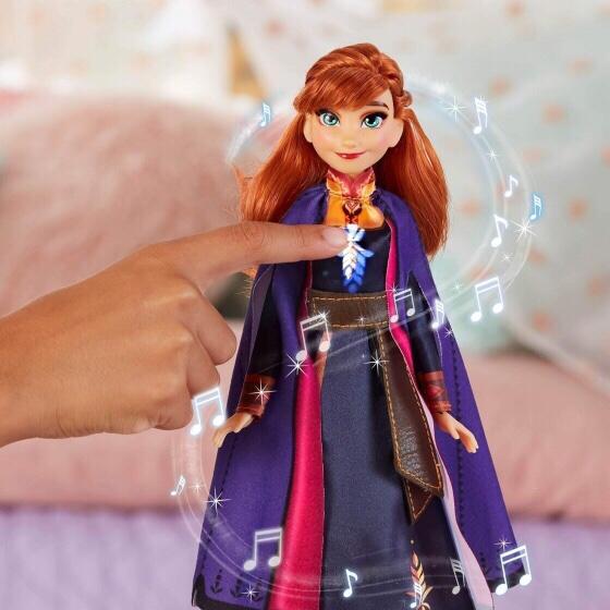 Hemels Frozen2 speelgoed dat Arendelle tot leven brengt!