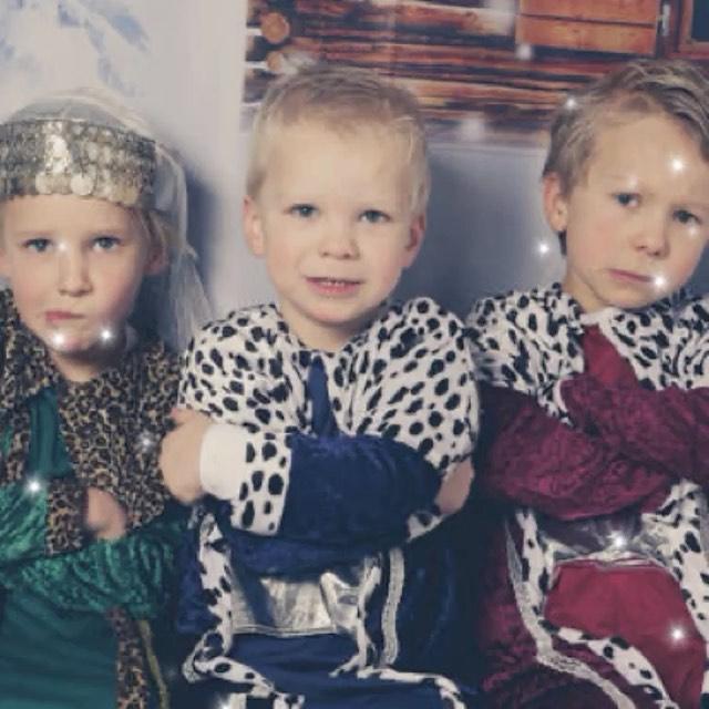 drie koningen, kerst