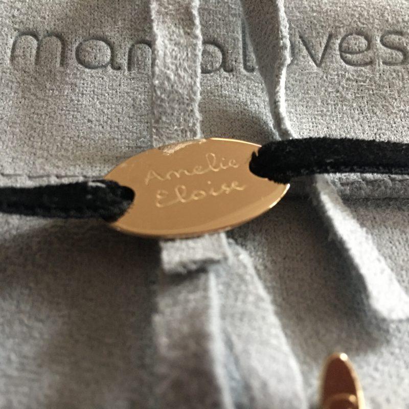 Sieraden van Mama loves voor loving moms