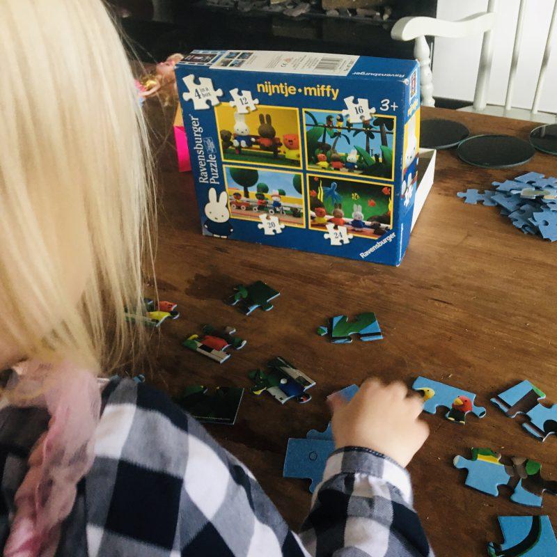 Puzzels: stukje voor stukje voor een happy feeling