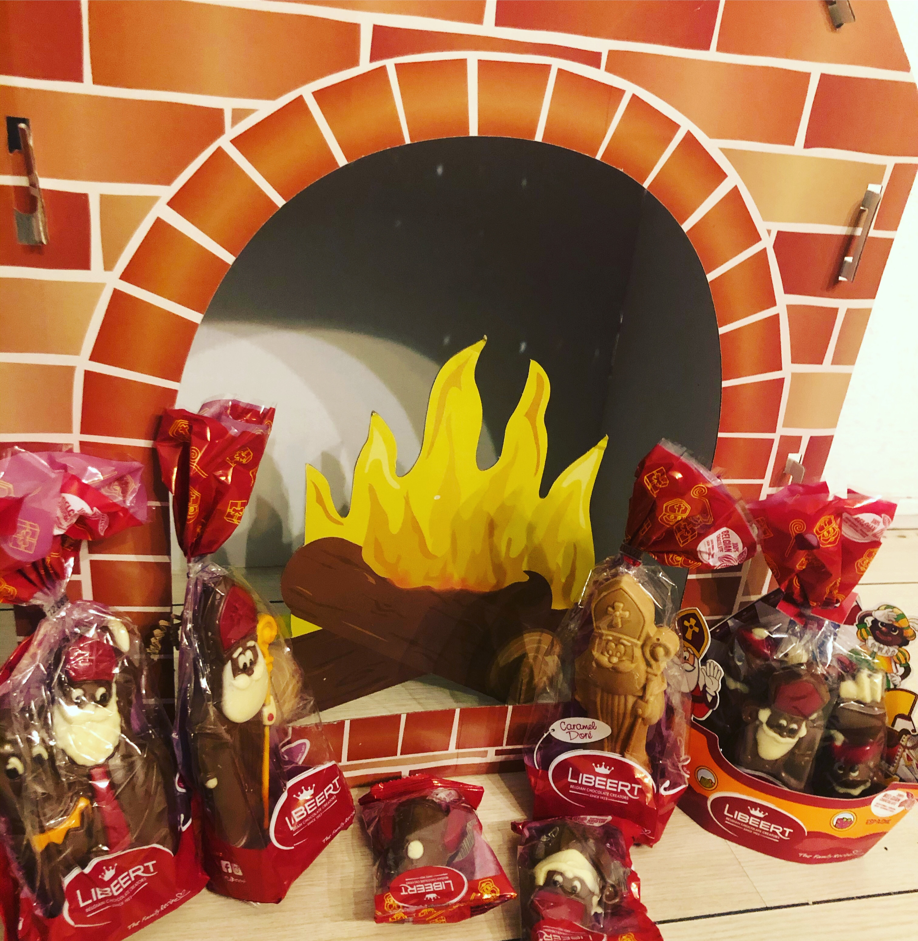 libeert chocolade, sinterklaas, sint, cadeau, chocolade