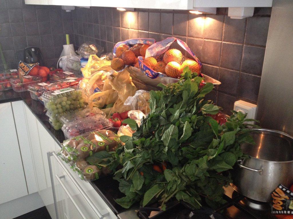 groenten, biologisch, eten, gezond, afvallen