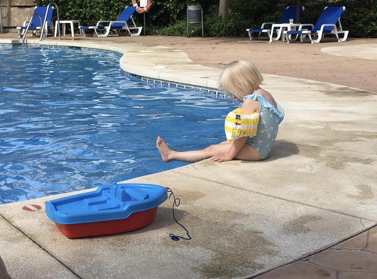 zomergarderobe zwemmen zwembad