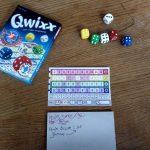 Qwixx, spelletje