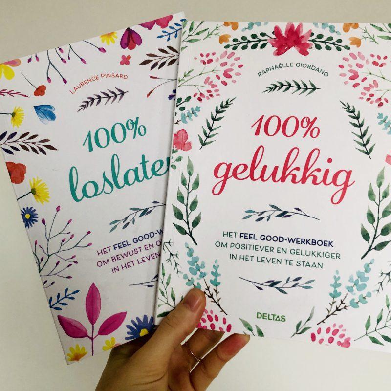 Ben jij gelukkig? Dit zijn 'FeelGood'-werkboekenom aan jezelf te werken!