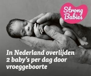 Lot of happiness, loterij, strong babies, Fonds gezond geboren