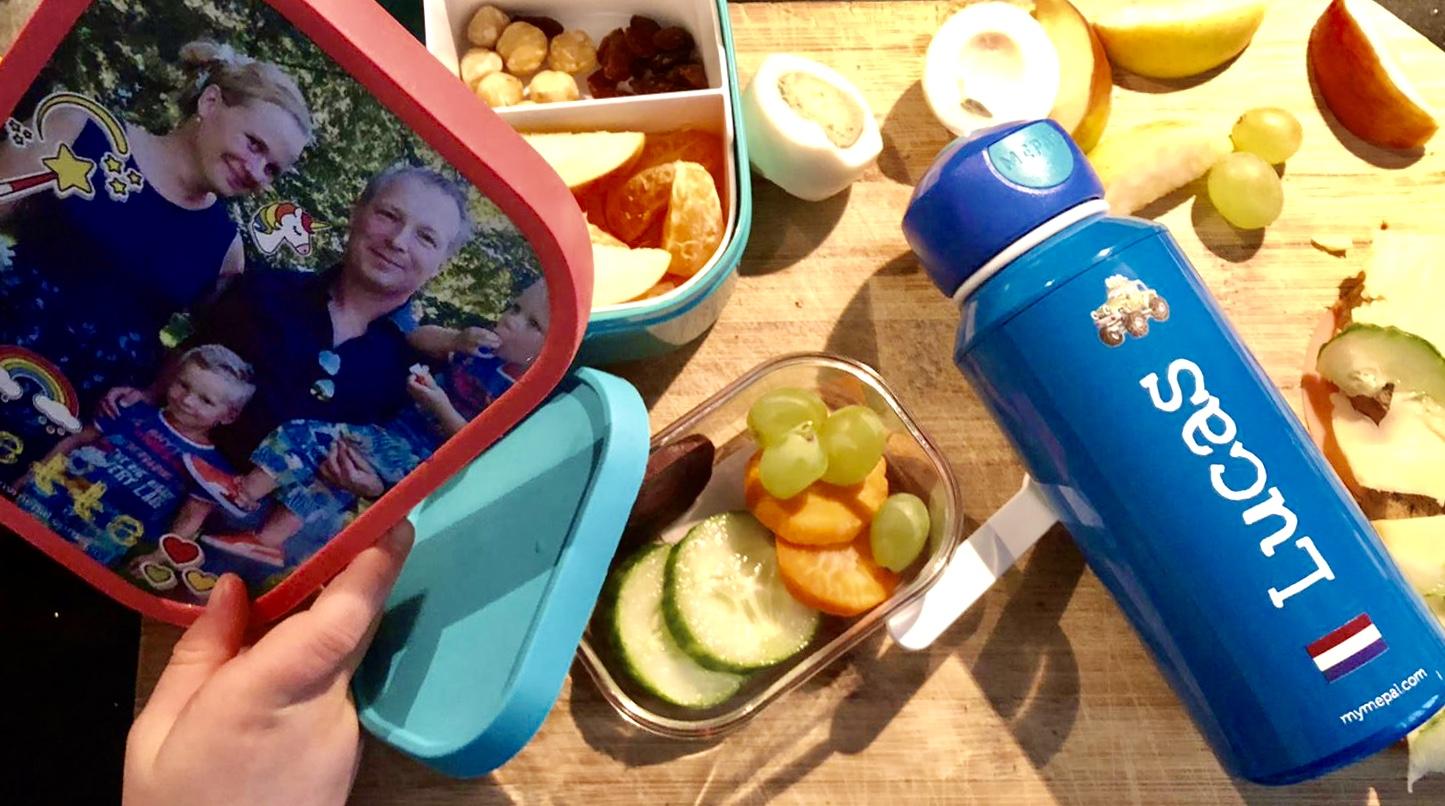 bento box, mymepal, lunchbox, ontbijt