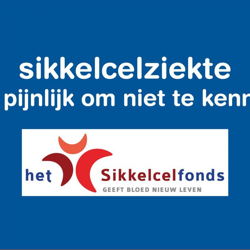 Sikkelcelziekte is te pijnlijk om niet te kennen! nijntje steunt het Sikkelcelfonds