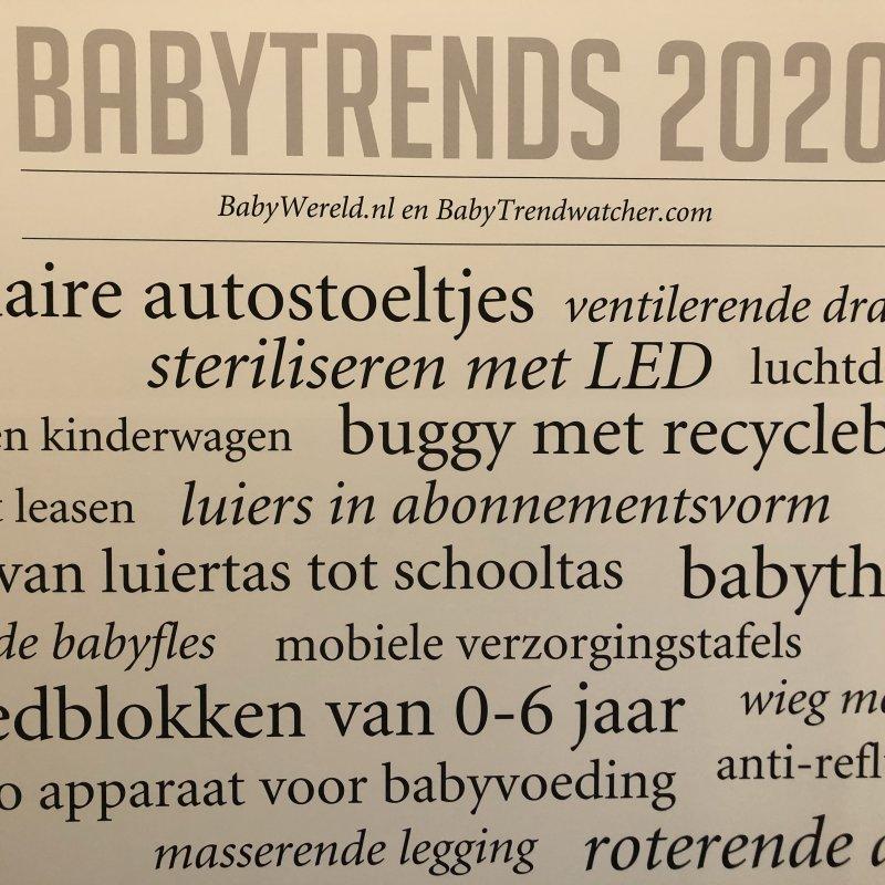 Babytrends in de babywereld 2020 ~ we vertellen je er alles over