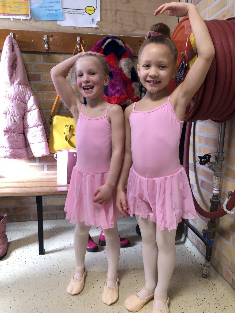ballet, sport