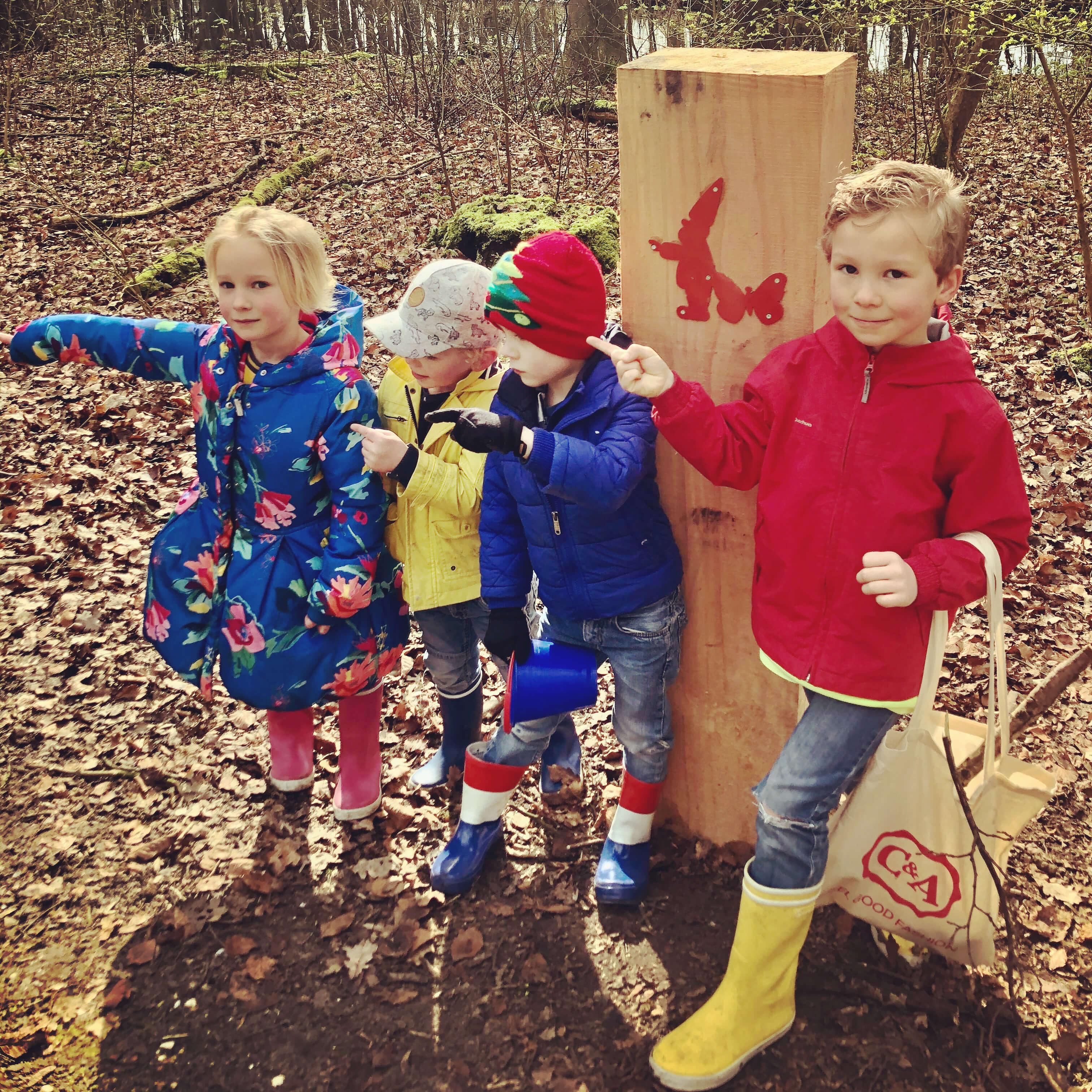 kabouterpad, kabouterbospad, amsterdamse bos, uit met kids, erop uit, wandelen, oerrr