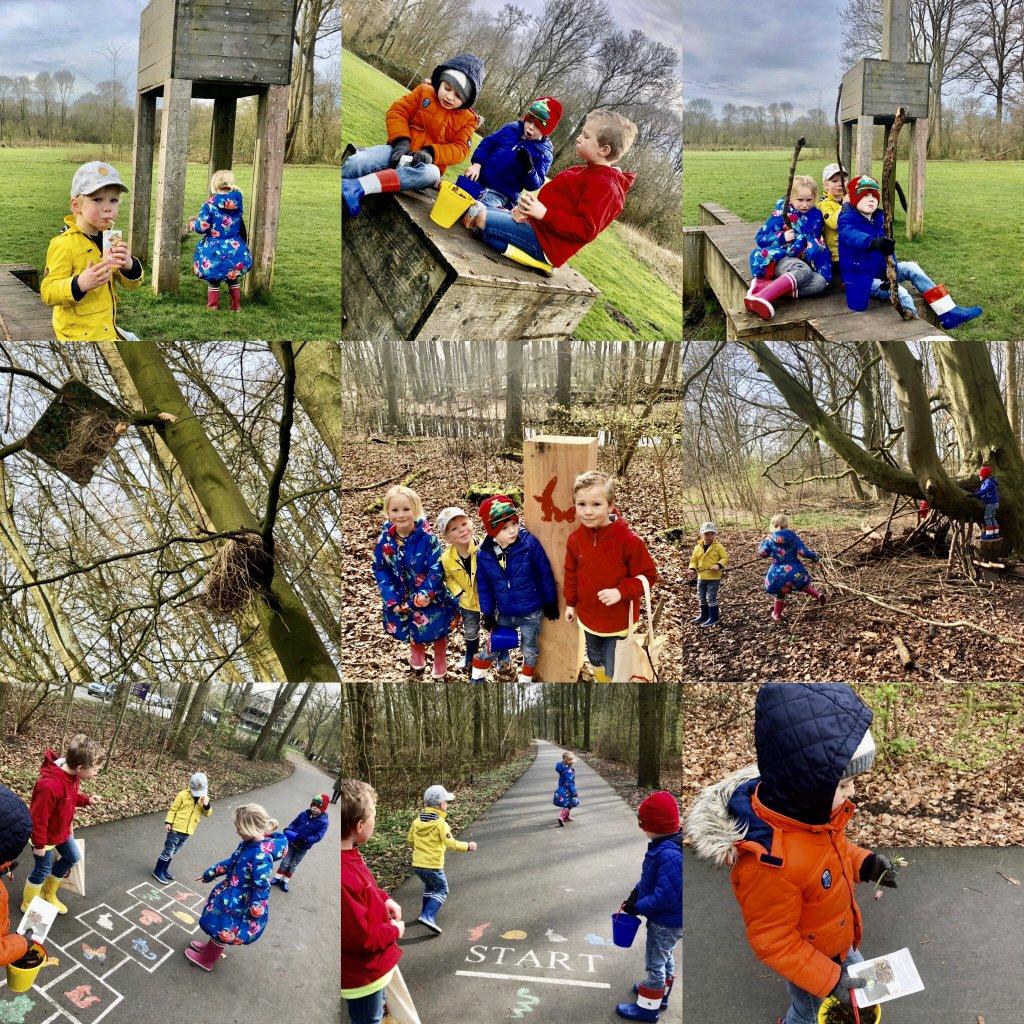 kabouterbospad, amsterdamse bos, uit met kids, erop uit, wandelen, oerrr