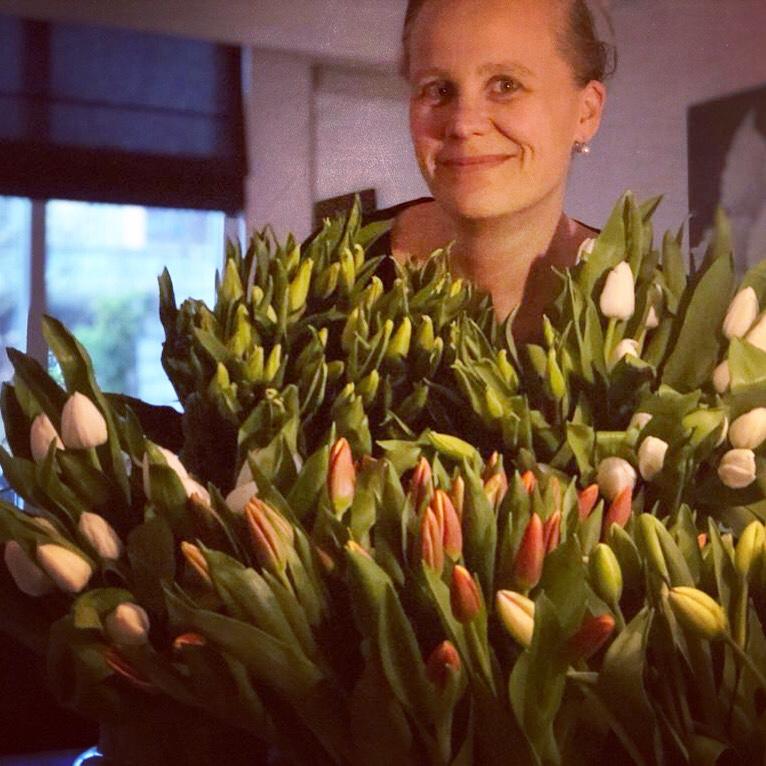 mama, tulpen, me time, moeder, leeftijd, vrouw