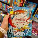 bedtijd verhalen, vorolezen, lezen, boek, kinderboek, bedtijd