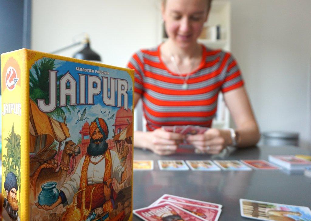 jaipur, spellen
