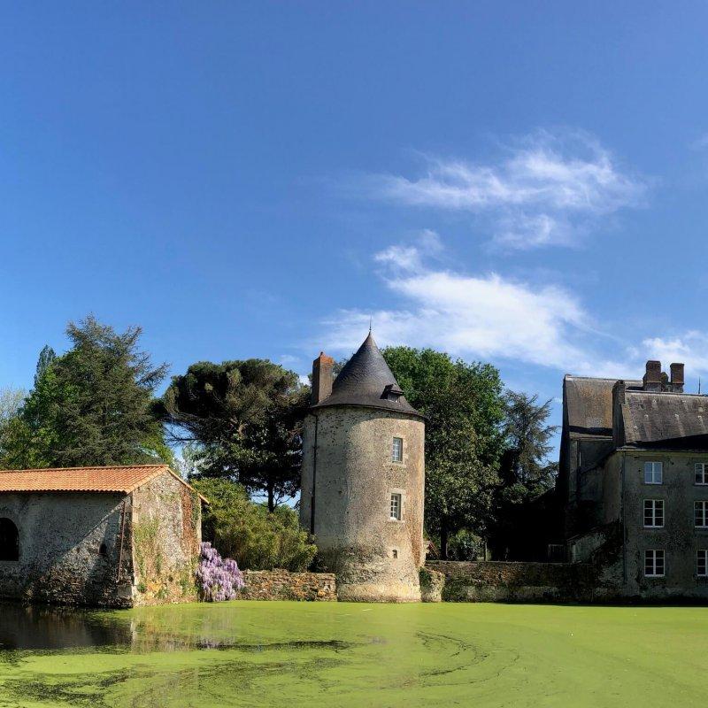 Chateau de la Preuille: van droom naar werkelijkheid, we hebben een kasteel gekocht