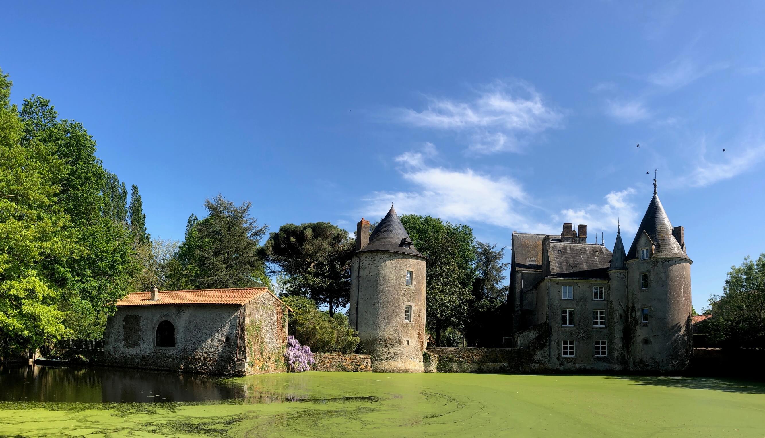 Chateau de la Preuille, frankrijk, chateau, kasteel, droom, emigreren, chambree d'hotes