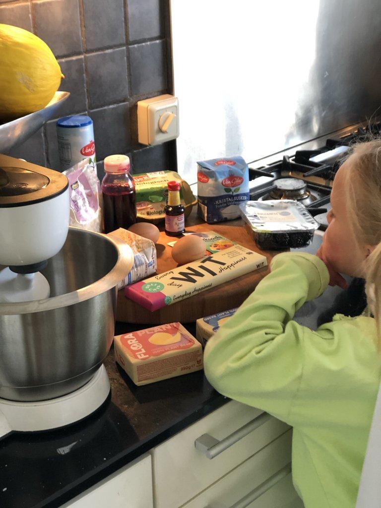 bake-along, miljuschka, flora plant, bramencake, recept, pasen