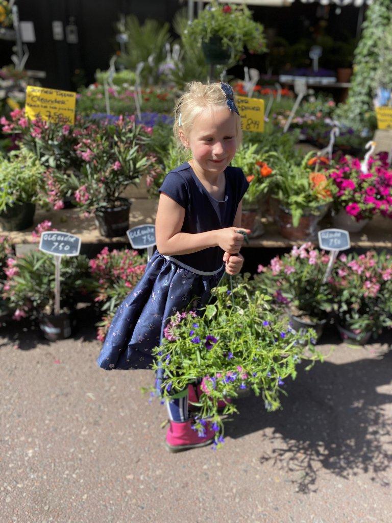 Tina, vogue, beautylijn, bloemen,  markt