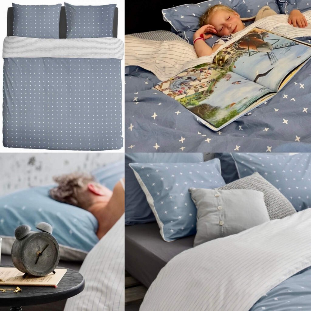 walra, beddengoed, dekbed, katoen, slaapkamer