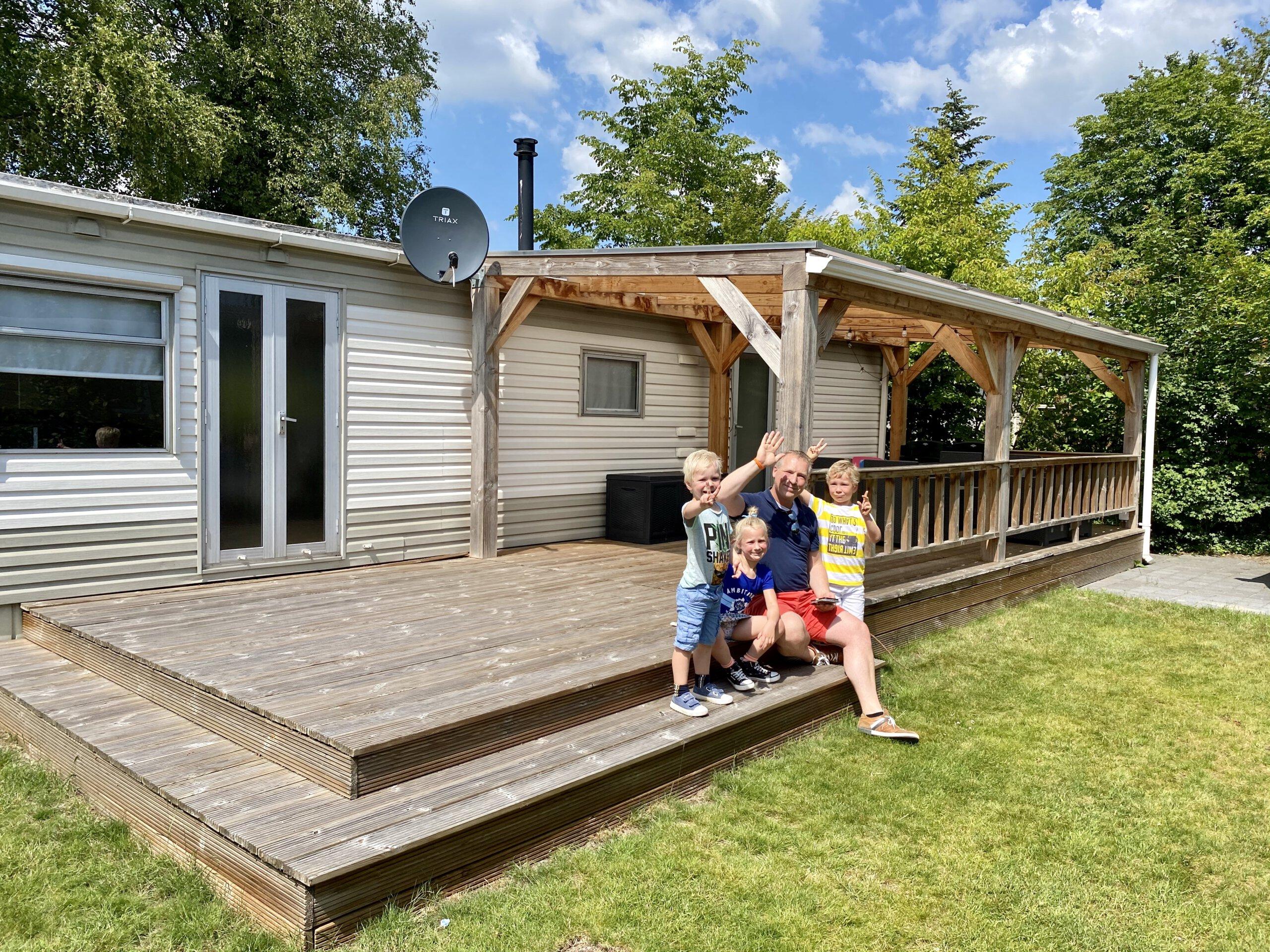 camping, sprookjescamping, vakantiehuisje, chalet, mobilehome