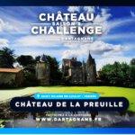 Help 1000 jaar geschiedenis te behouden en zie je naam terug in de muren van het iconische Chateau de la Preuille!