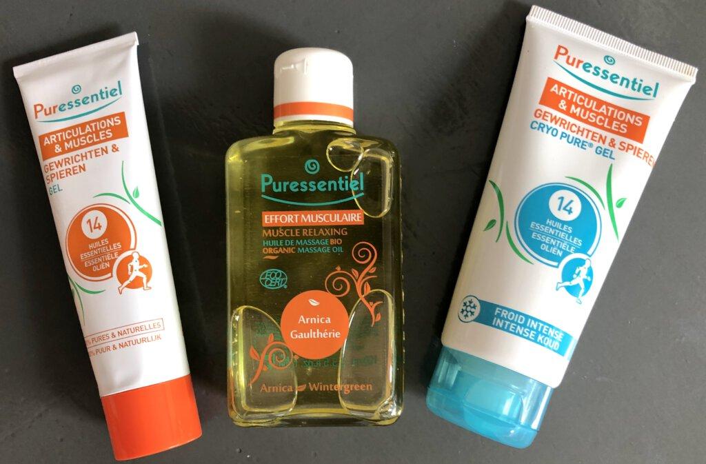 De natuurlijke producten van Puressentiel - Gewrichten & Spieren