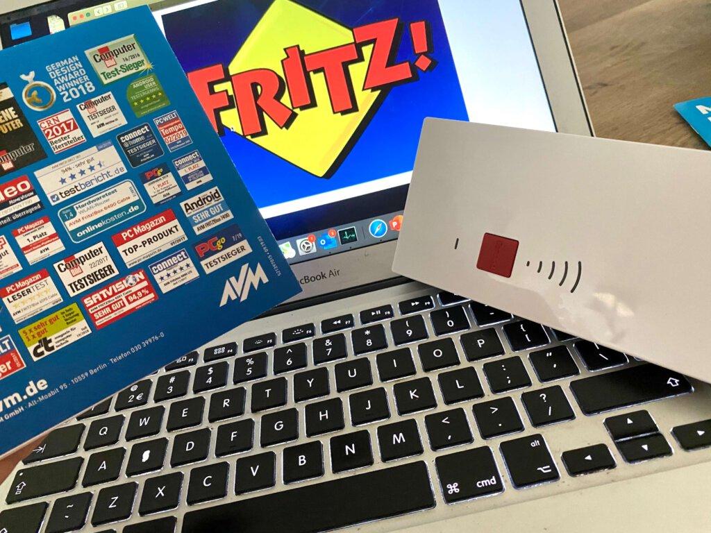 FRITZ!, messe, wifi Repeater, versterker, wifi