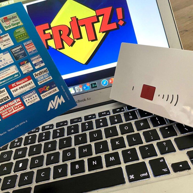Razendsnel internet voor de perfecte Home Office met FRITZ! Repeater 2400