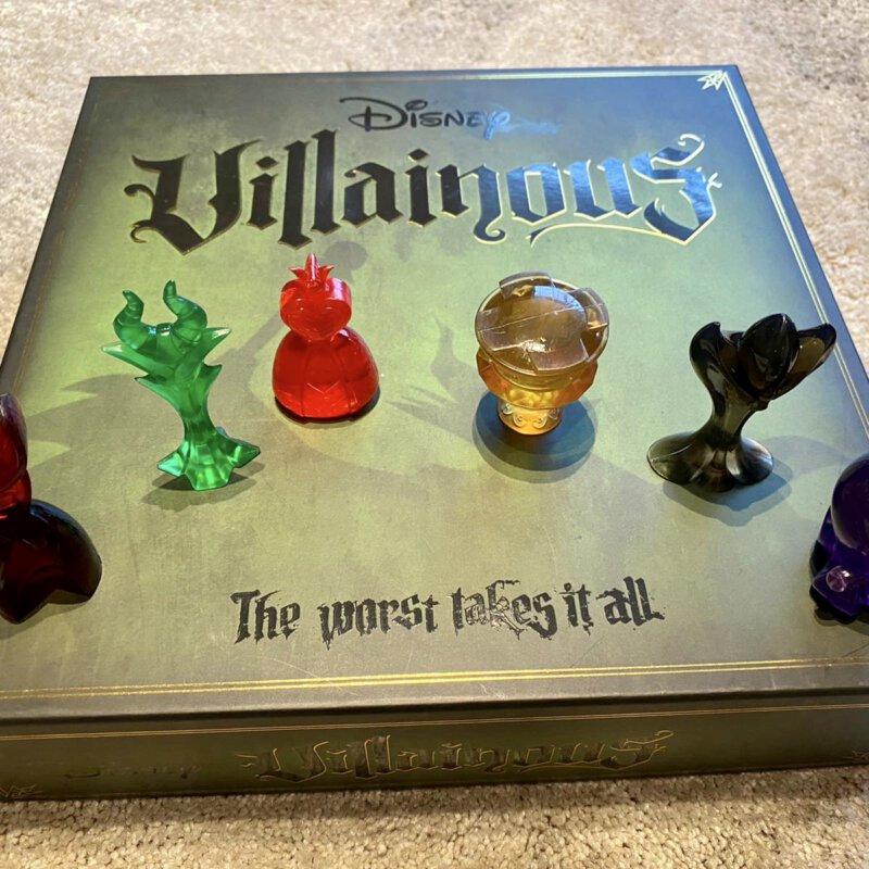 Dé review van het spel Villainous, gemaakt door een echte spelletjes fan