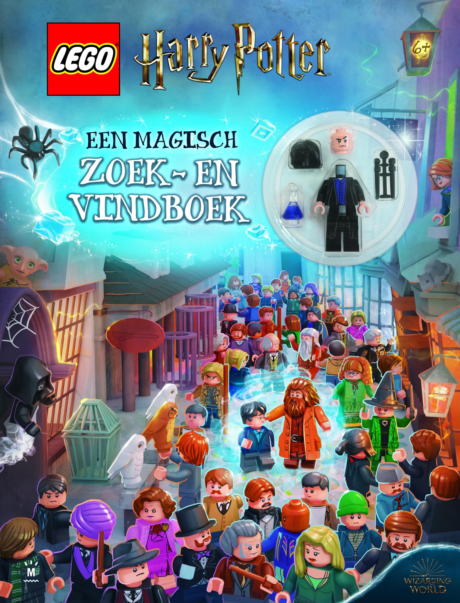 lego boek, Ga samen aan de slag met deze LEGO 'Bedenk en speel'-box!