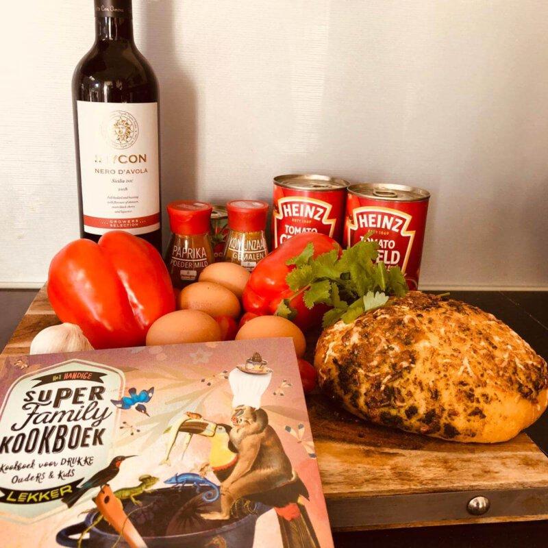 Het Handige Super Family Kookboek voor drukke ouders