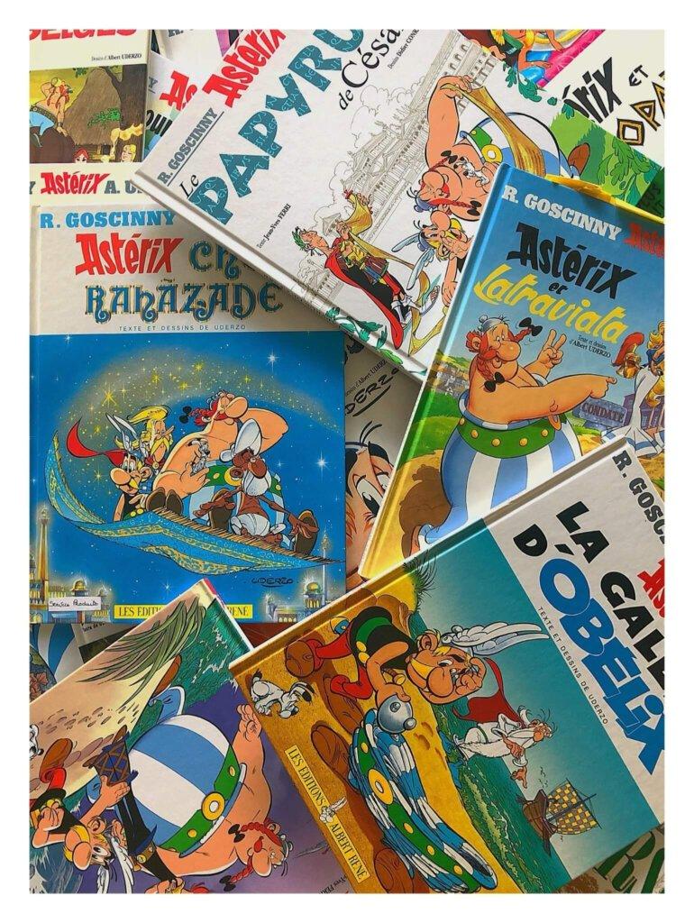 asterix 7 obelix, parc Asterix