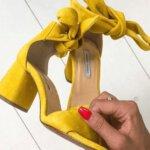 fabienne chapot, omoda, hakken, schoenen