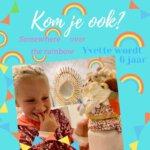 regenboog feestje, regenboogfeestje, regenboog thema, kinderfeestje, eenhoorn, kleurrijk
