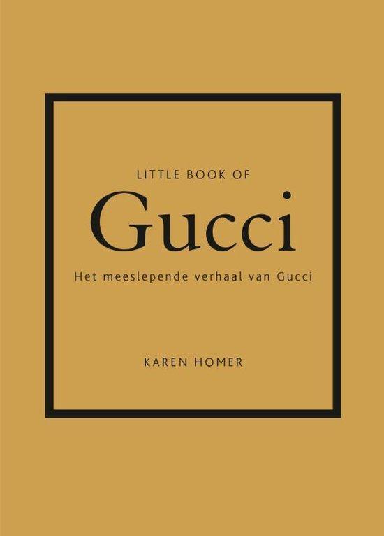 Little Book of Gucci, ideaal als koffietafelboek