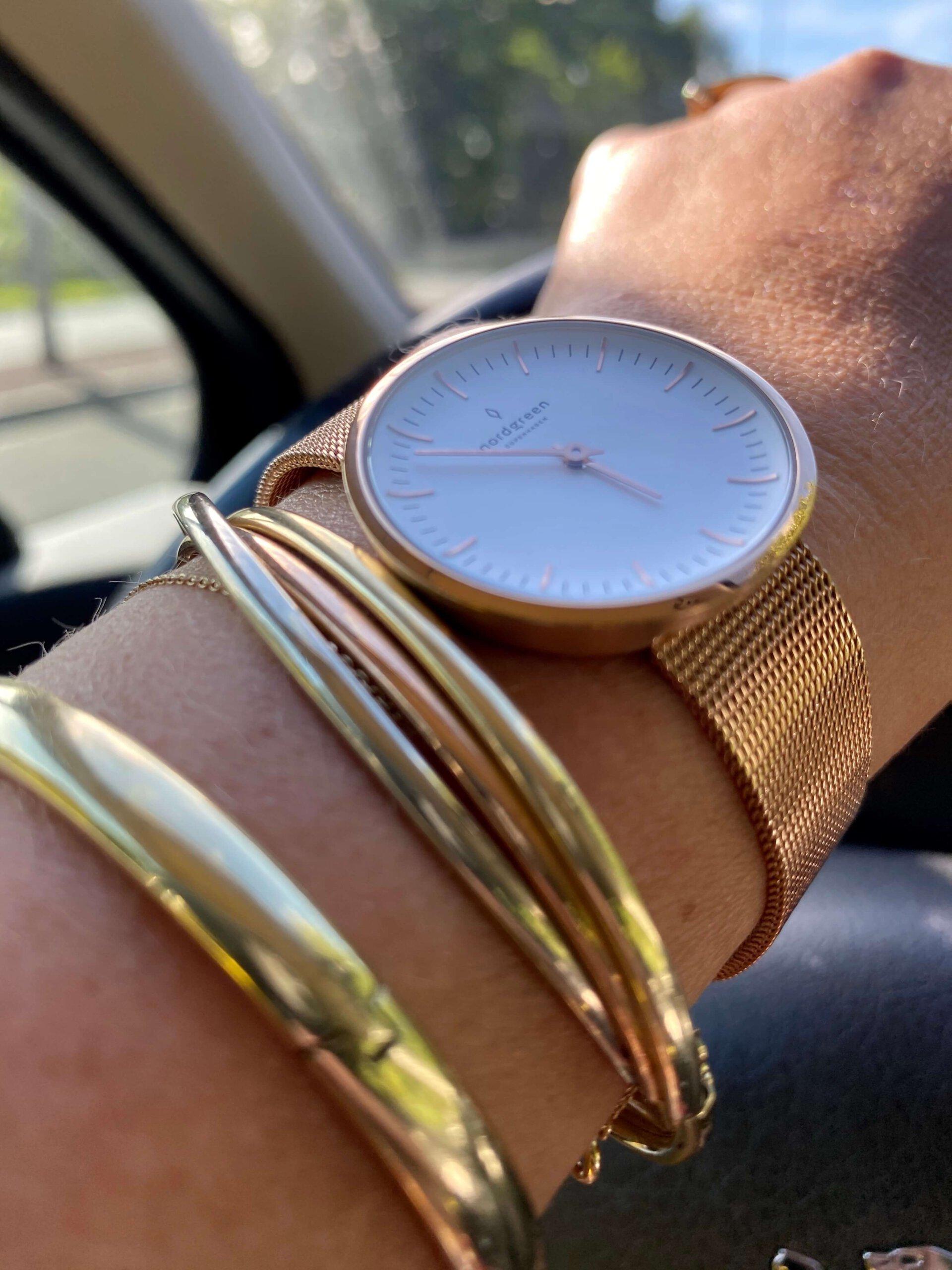 nordgreen, horloge, denemarken, scandinavisch design