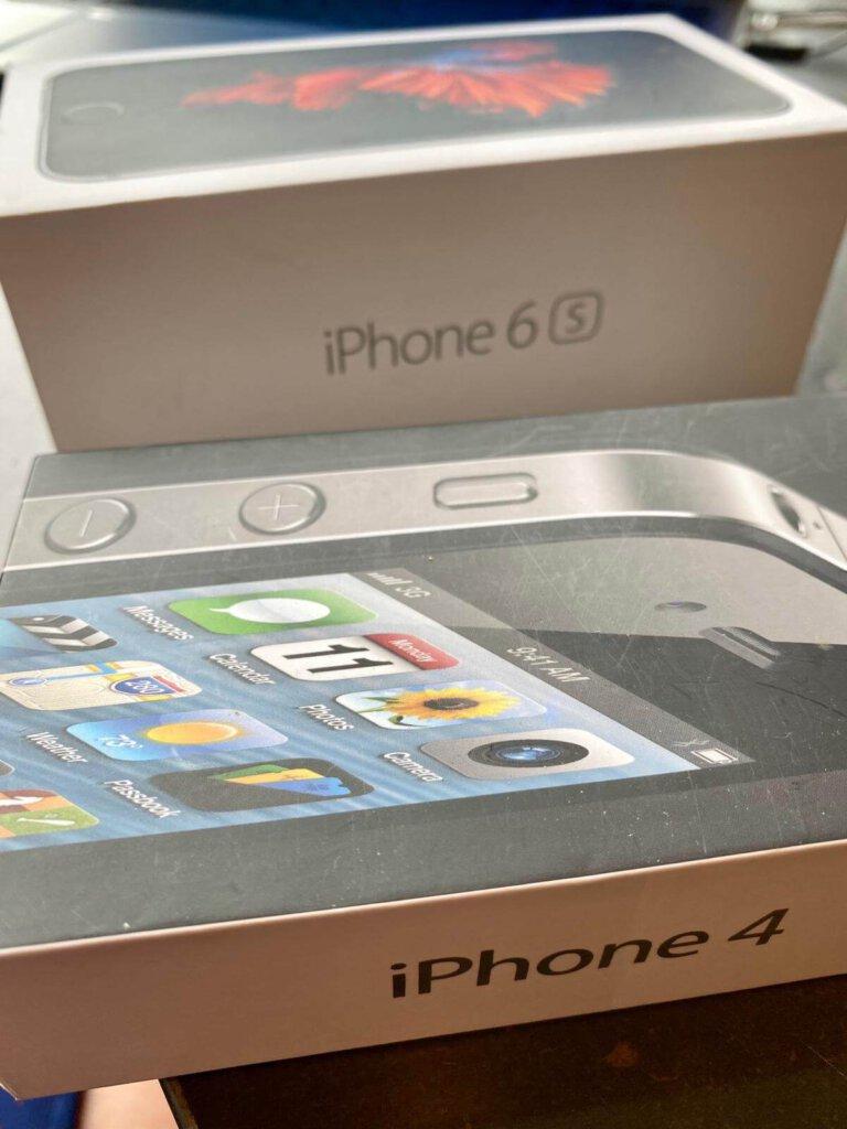 iPhone 12, telefoon, apple, tele2