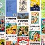de vijf, kinderboeken, reeks