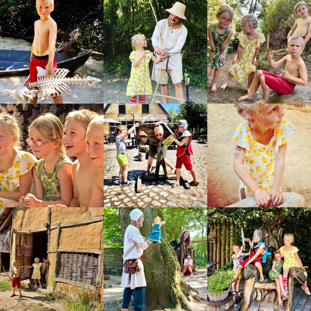 preHistorisch Dorp, Eindhoven, uittip, eropuit met kids, kidsproof