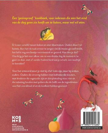 Het handige Super Family Kookboek Kookboek voor drukke ouders en kids
