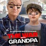 De film 'The War With Grandpa' is een familiekomedie waar opa zich niet in laat kennen